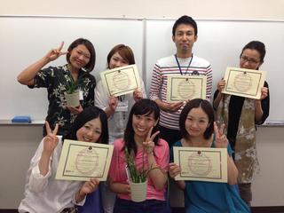 201300901 応用DNAセミナー �A 第10期 羽柴&東上床.JPG