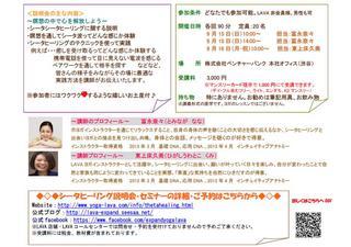 9月15日シータヒーリング説明会②.JPG